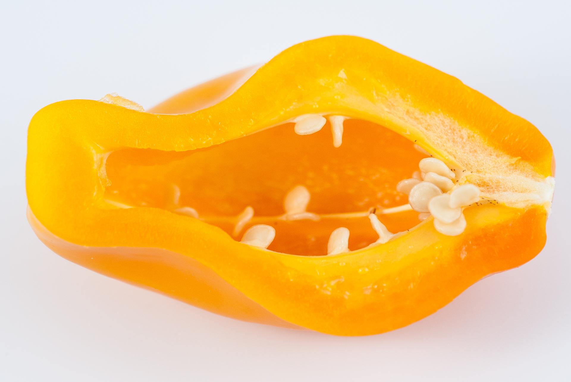 BRA 00035607-1 - Capsicum chinense - Chilisorte