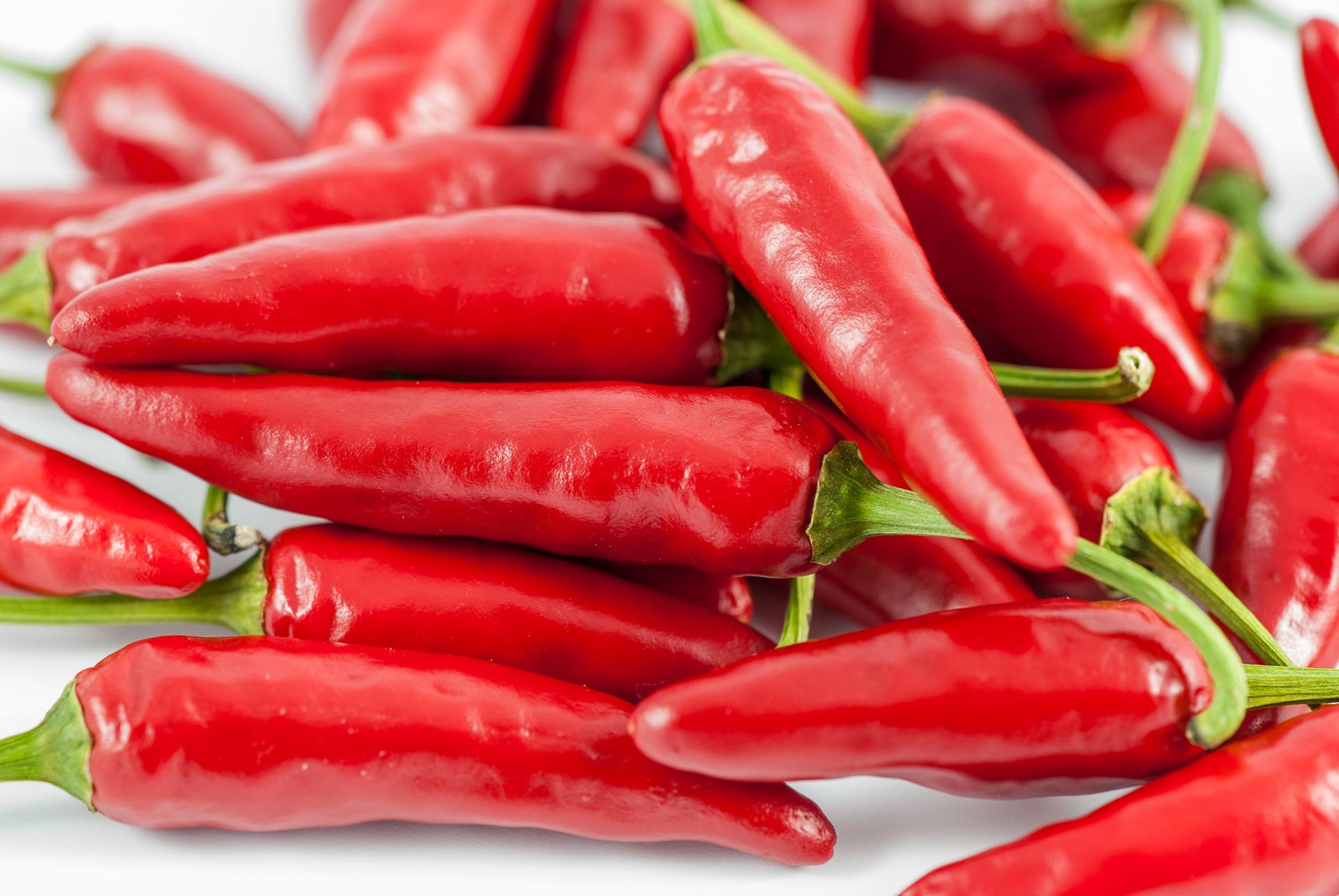 Pasilla Bajio - Capsicum annuum - Chilisorte
